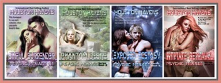 "Heady, Hot, HUBBA, HUBBA! Check Out Houston Havens' SEDUCTIVE ""Psychic Menage"" Series!"