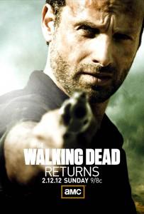 The-Walking-Dead-Season-2-Returns-Poster