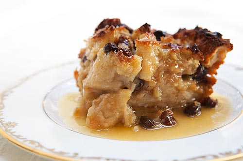 Writer's Inspiration: Colby's Kick Ass Bread Pudding