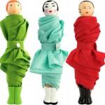 mini-umbrellas