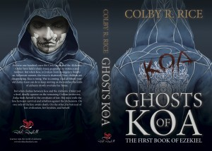 Ghosts of Koa Cover PRINT