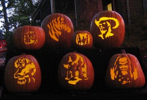 cool pumpkins!
