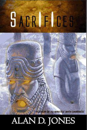 Alan D. Jones & SACRIFICES: Stop #1 on the Butler-Banks Black Sci-Fi Book Tour!