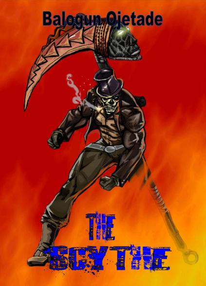 Balogun Ojetade & THE SCYTHE: Stop #2 on the Butler-Banks Black Sci-Fi Book Tour!