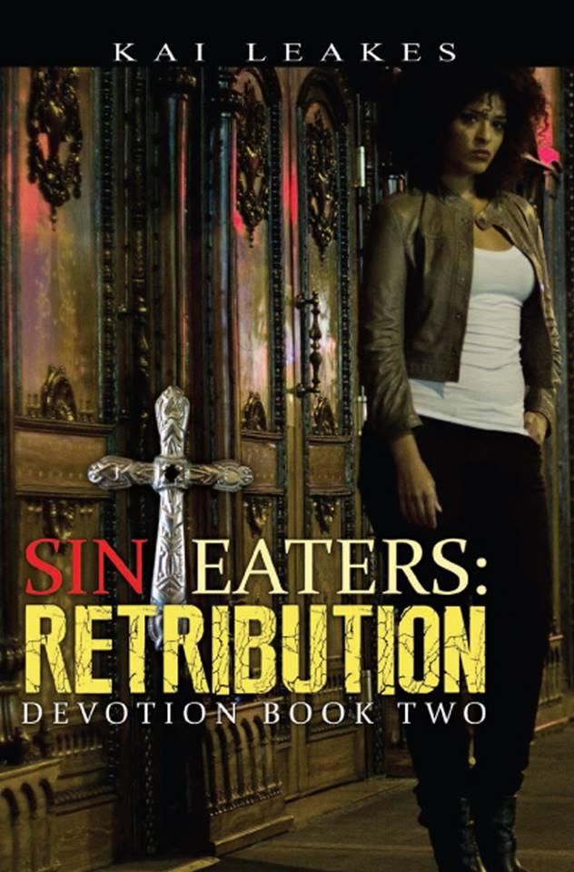 Kai Leakes & THE SIN EATERS SAGA: Stop #8 on the Butler-Banks Black Sci-Fi Book Tour!