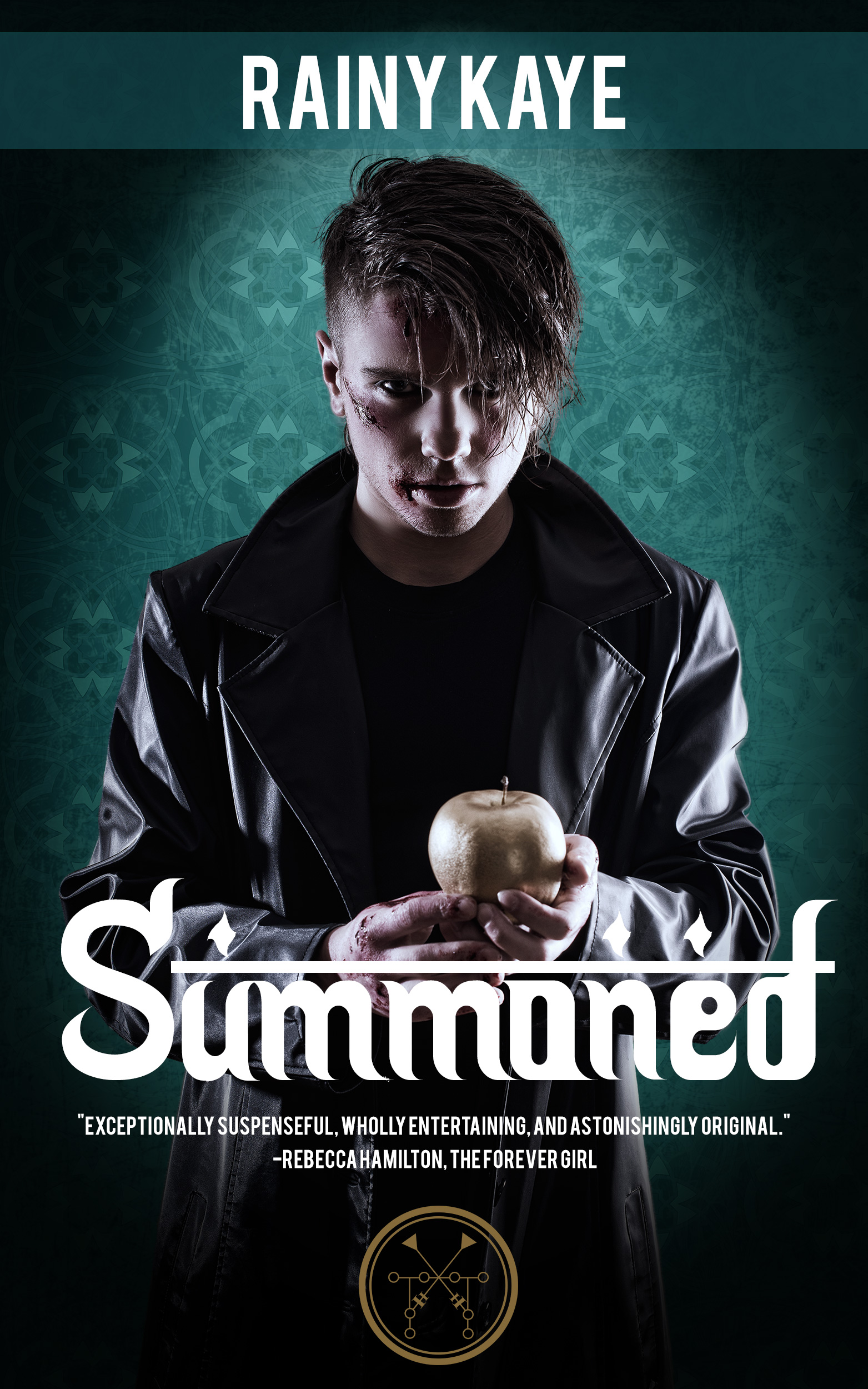 Check out a New Paranormal Romance Epic, SUMMONED!