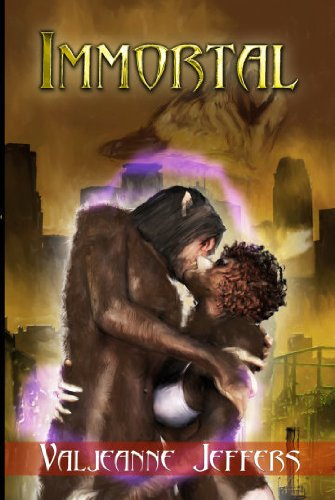 Valjeanne Jeffers & IMMORTAL: Stop #4 on the Butler-Banks Black Sci-Fi Book Tour!