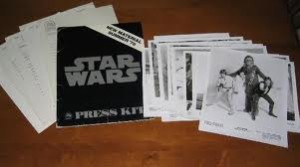 star wars press kit