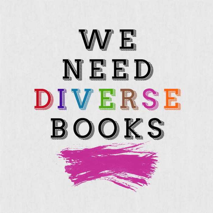 "August's ""We Need Diverse Books"" Blog Tour!"