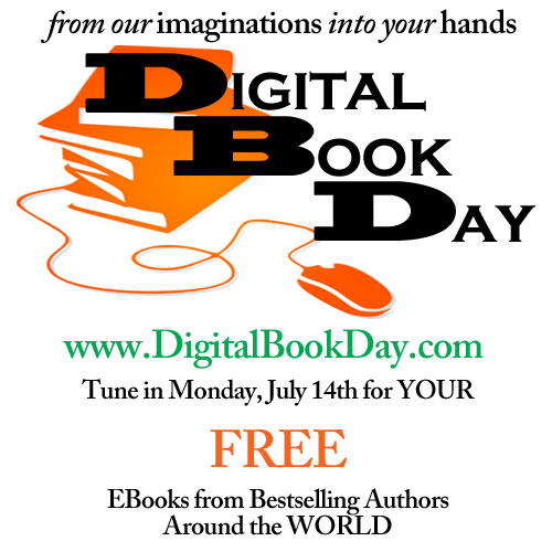 More FREE ebooks! Digital Book Day has been EXTENDED for another 24 hours!