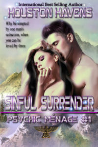 Psychic Ménage Series Week, Book 1: Sinful Surrender!