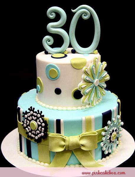 30th Birthday Cake Colby R Rice