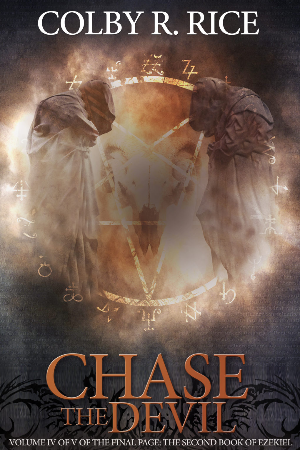 Chase the Devil (Book #9)