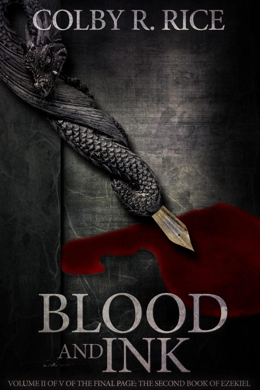 Blood & Ink (Book #6)