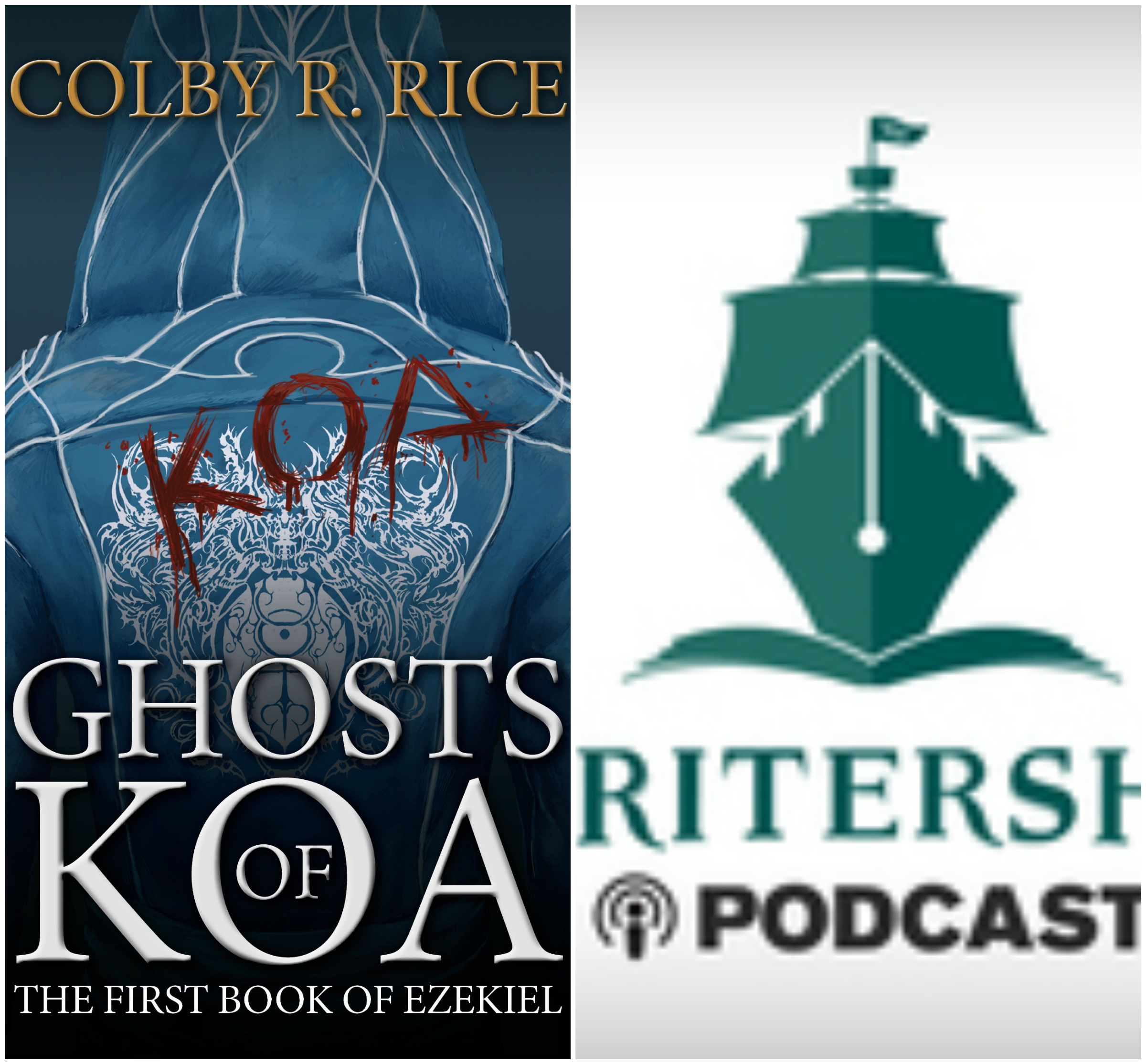 """Ghosts of Koa"" Featured on The Writership Podcast!!"