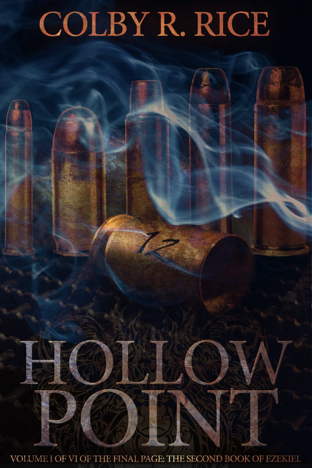 Hollow Point (Book #3)