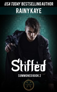 Hot New Paranormal Romance, Part TWO! Check Out: Stifled, Book 2 of The Summoned Series!