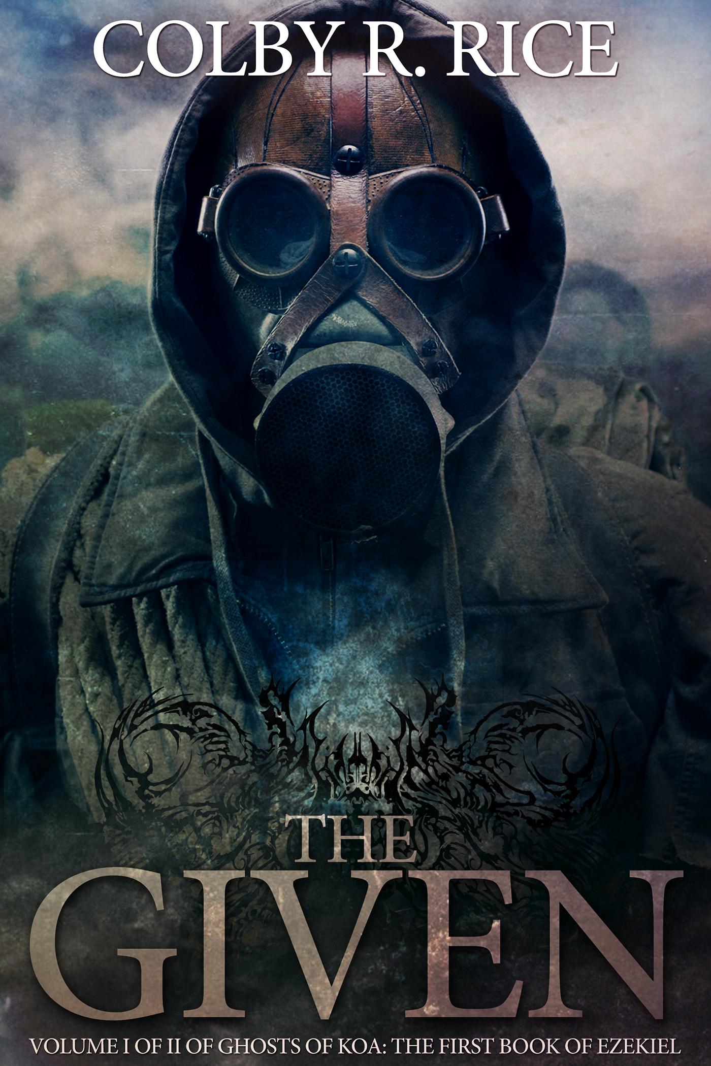 Colby R  Rice | Sci-fi & Fantasy Novelist  Dark  Gritty
