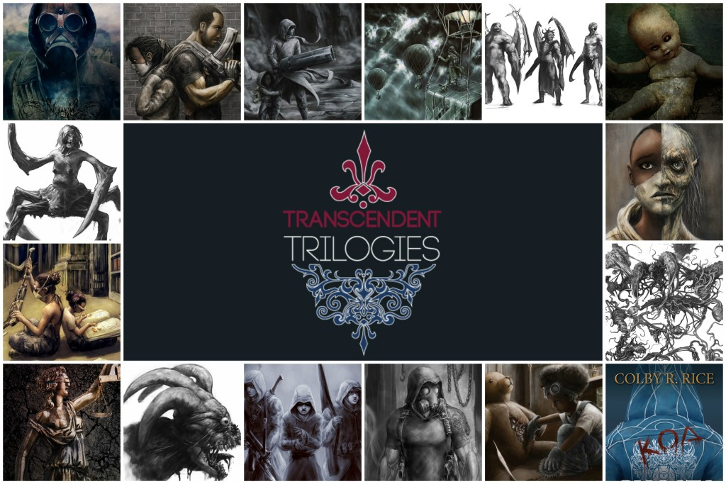 Transcendent Trilogies Banner