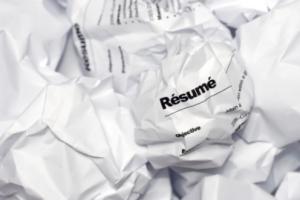 anti-resume