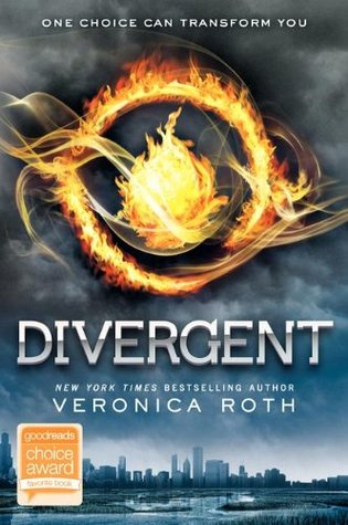 "Book Review: ""Divergent"" by Veronica Roth"